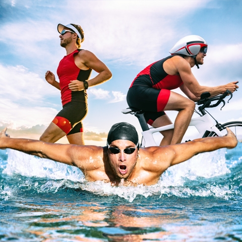 Triathlon-swim-